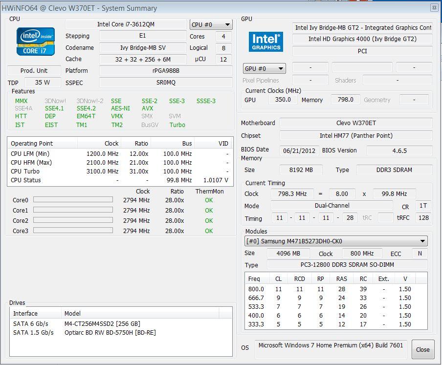 Quick Review Schenker XMG A722 Notebook - NotebookCheck net Reviews