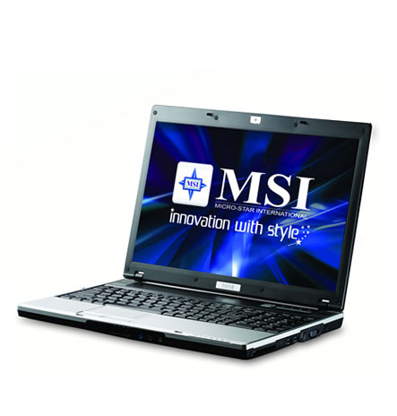 MSI EX610 CardReader Vista