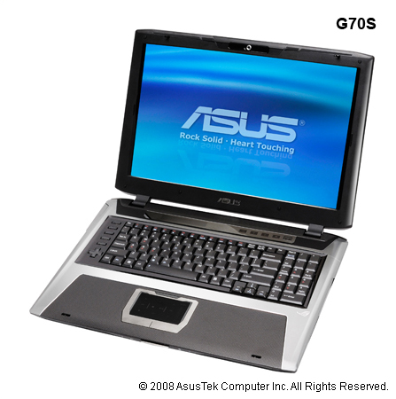ASUS G70S DRIVER DOWNLOAD