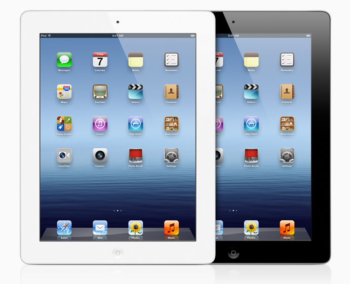 review apple ipad 3rd gen 2012 4g tablet   notebookcheck