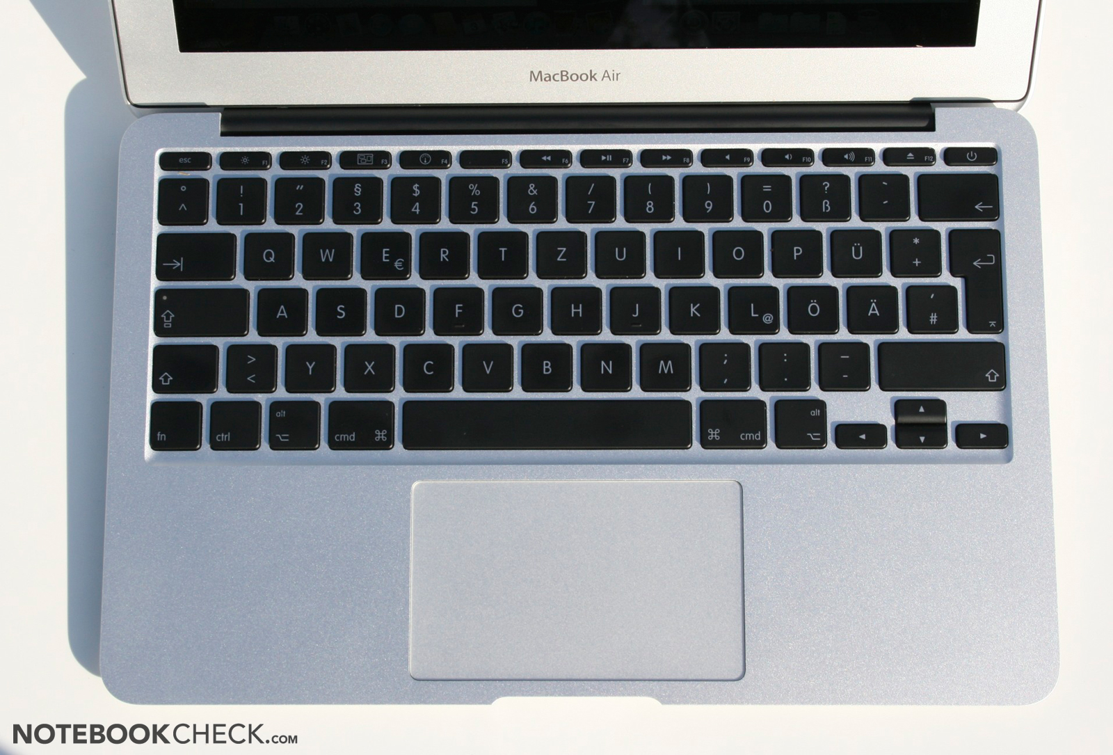 кран мак эйр залила клавиатуру для любых