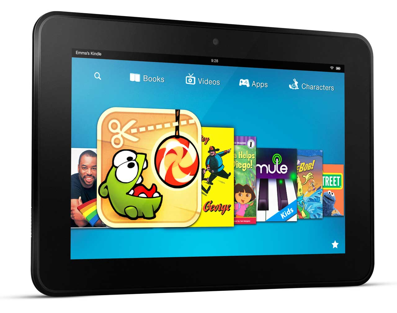 Review Amazon Kindle Fire HD 8.9 Tablet - NotebookCheck ... - photo#27