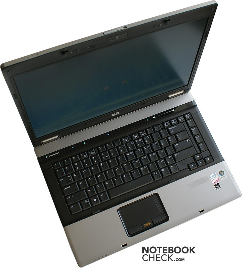 Review Hp Compaq 6730b Notebook Notebookcheck Net Reviews