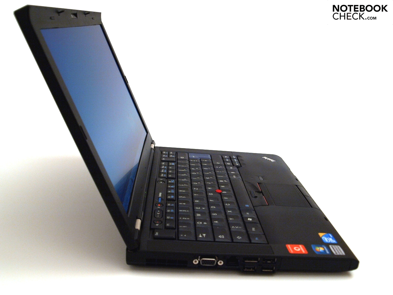 Review Lenovo Thinkpad T410 2522-3FG Notebook - NotebookCheck.net Reviews