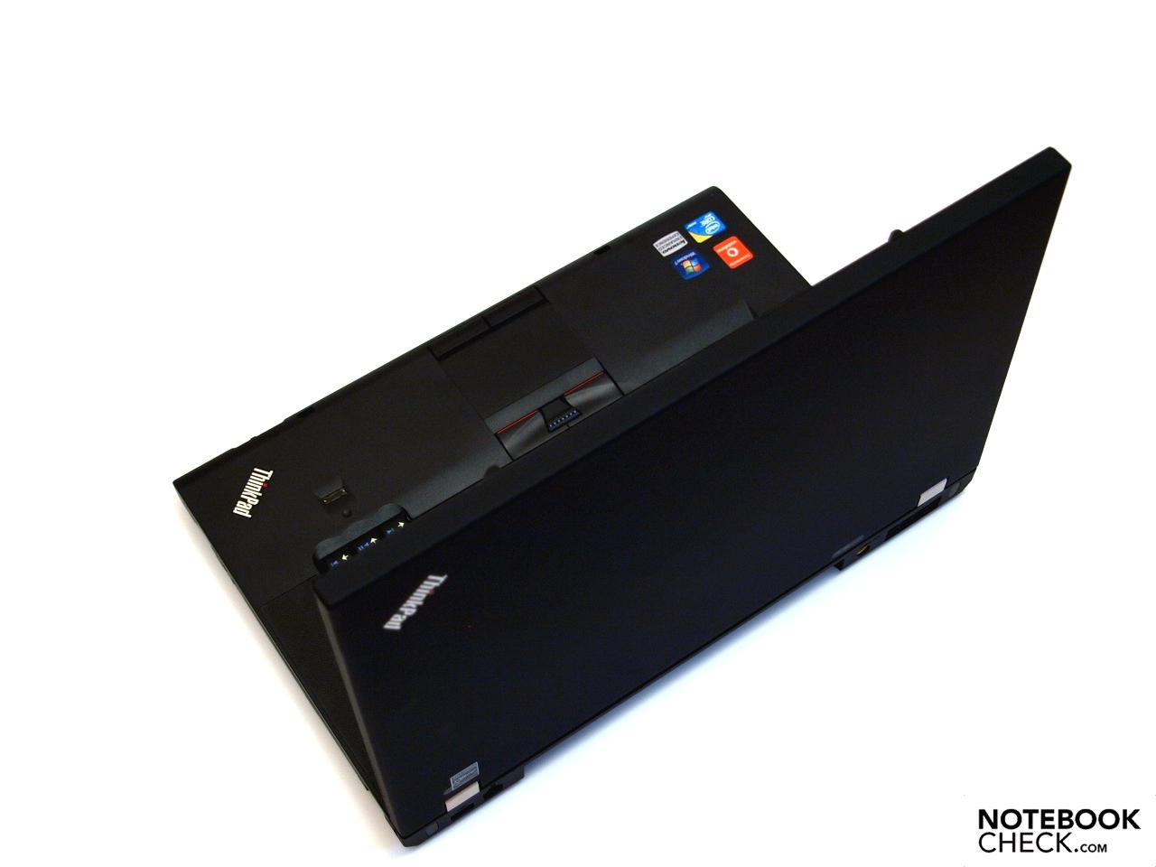Review Lenovo ThinkPad T510 Notebook (Optimus) - NotebookCheck net