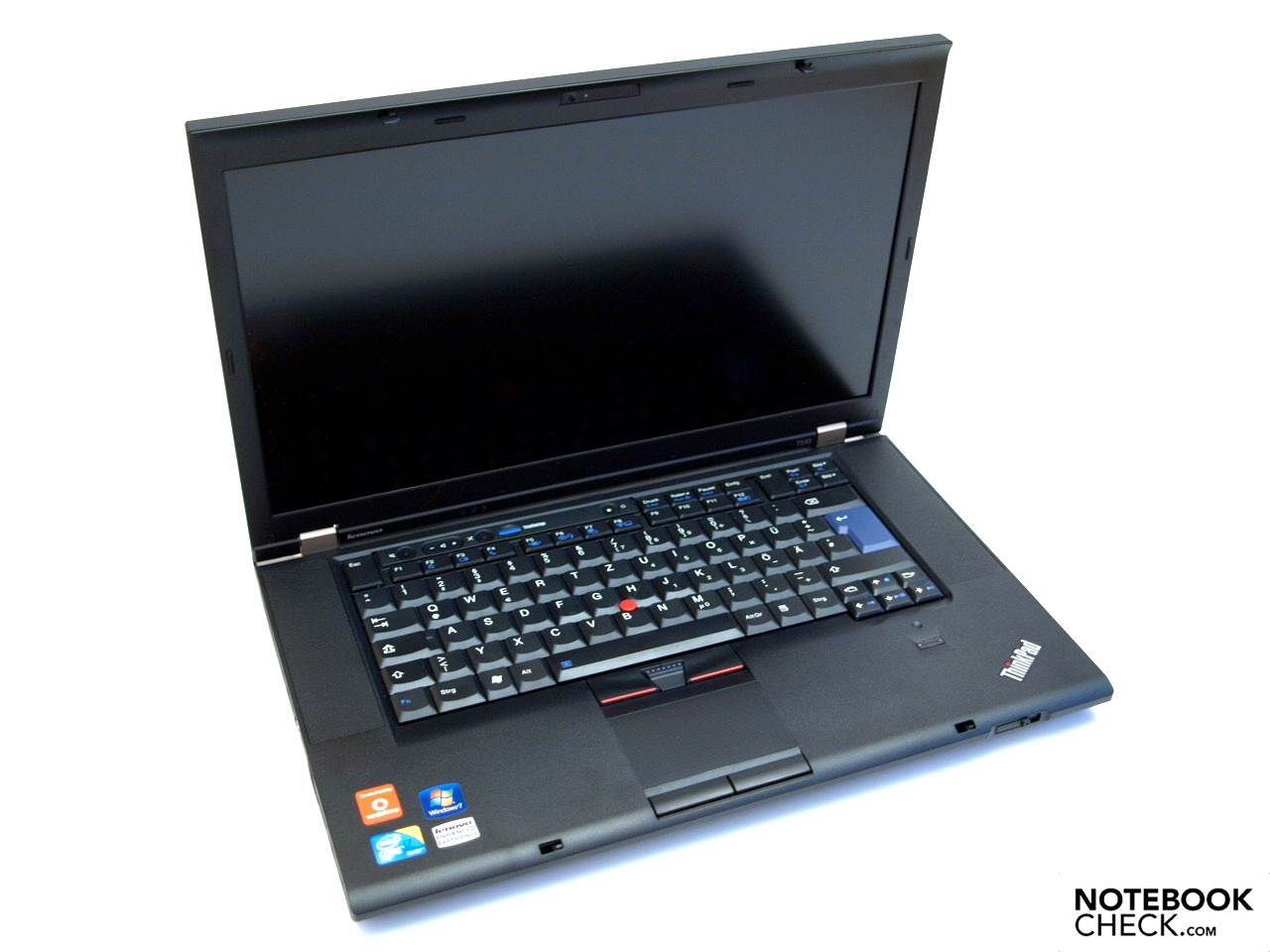 Review Lenovo ThinkPad T510 Notebook (Optimus) - NotebookCheck net