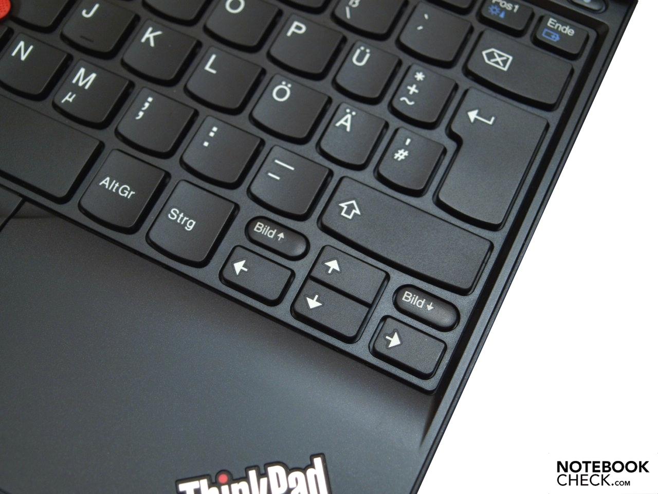 Review Lenovo Thinkpad X100e Subnotebook Notebookcheck