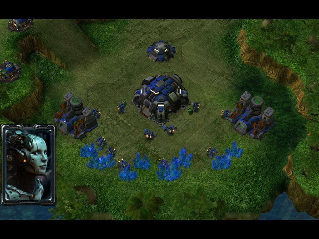 how to run starcraft 2 on high graphics