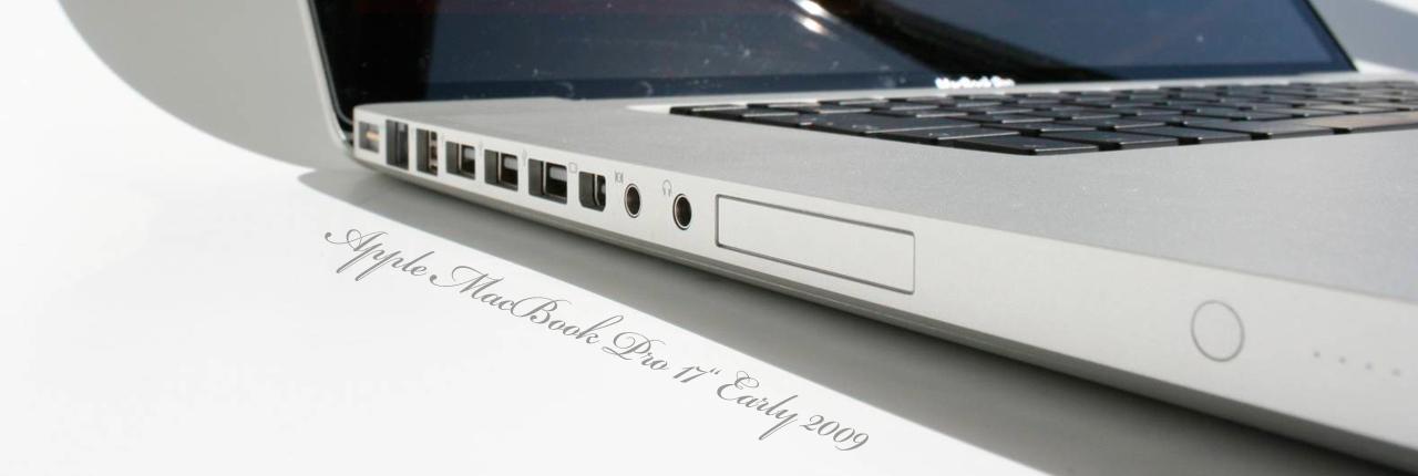 Review Apple MacBook Pro 17