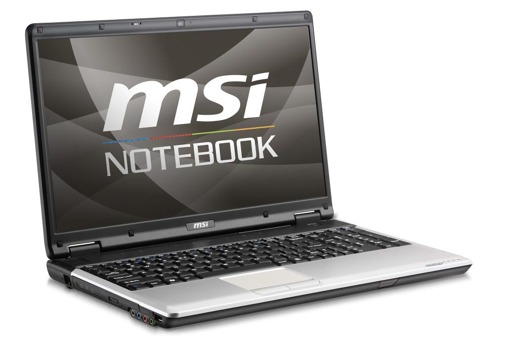 MSI EX620 Notebook Treiber Windows XP