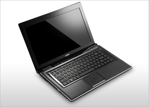 MSI CR430 Notebook Easy Face Windows 7
