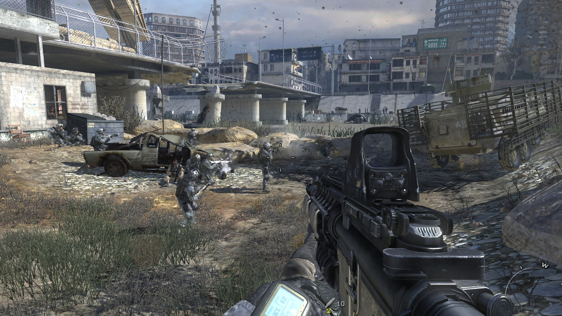 Call of Duty: Modern Warfare 2 - NotebookCheck net Tech