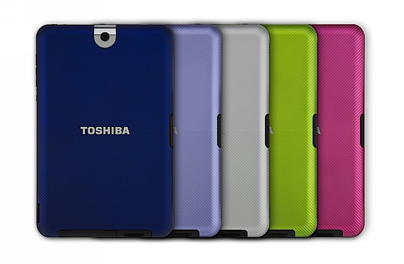 Toshiba Thrive tablet goes official, comes with Android 3 ...
