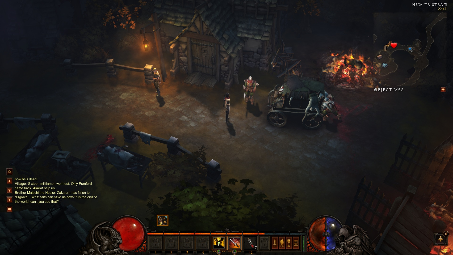 Diablo III Benchmarked - NotebookCheck net Reviews