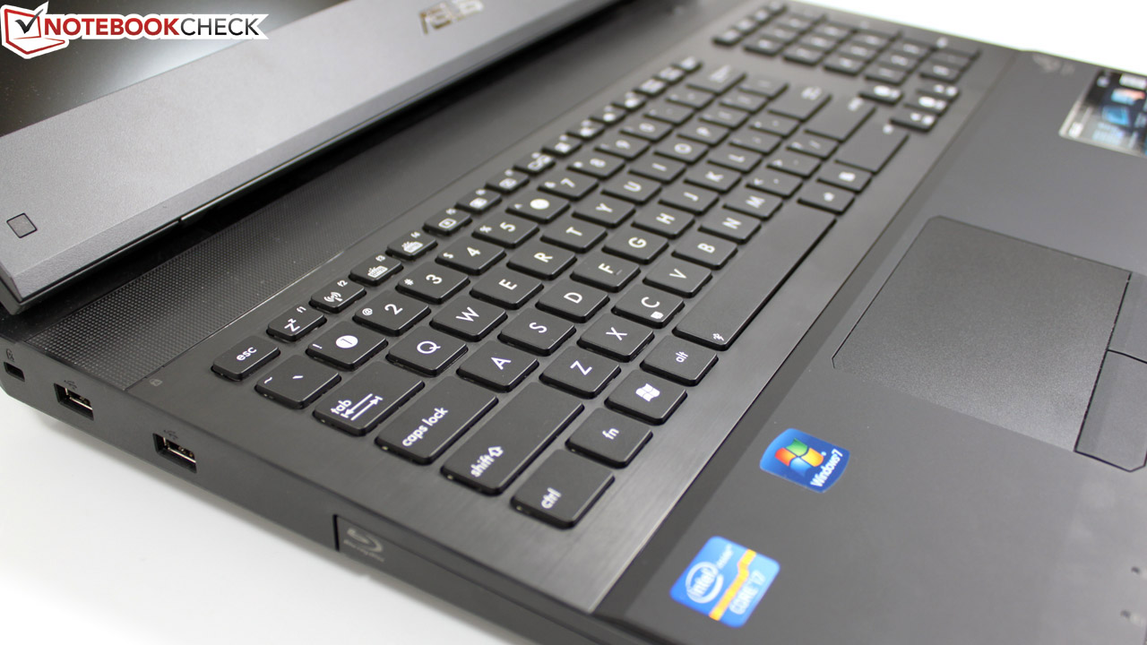 Preview Asus G74sx 3d Gaming Notebook Under Review