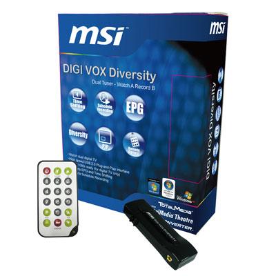 DOWNLOAD DRIVERS: MSI DIGI VOX AD II