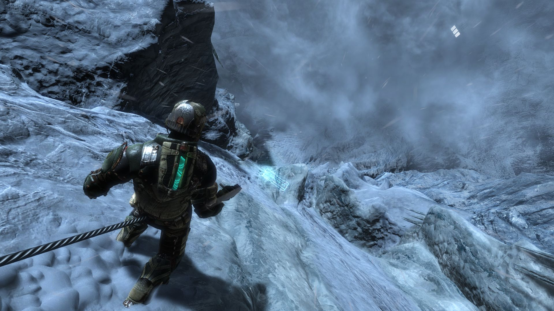 dead space 3 benchmarked