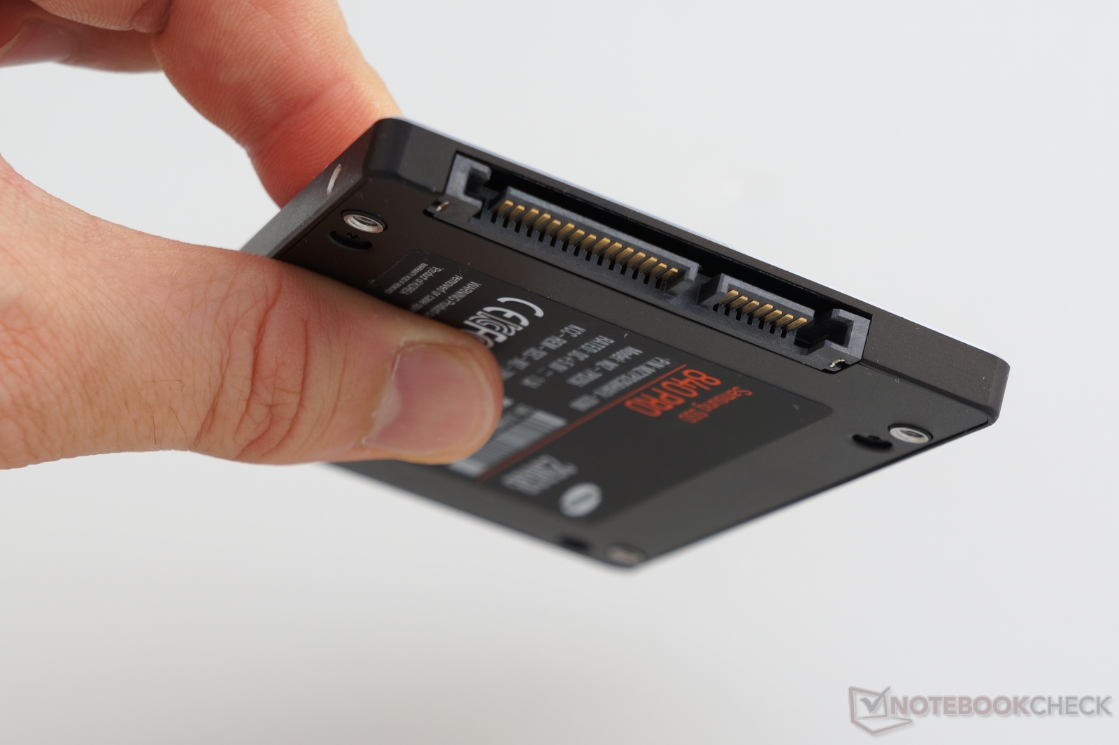 Review Samsung Ssd 840 Pro Series 256 Gb Notebookcheck