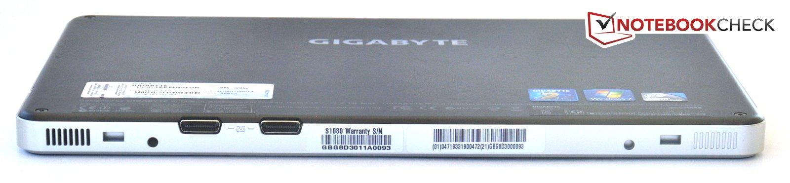 Gigabyte S1080 Slate Action Bar Driver Windows 7