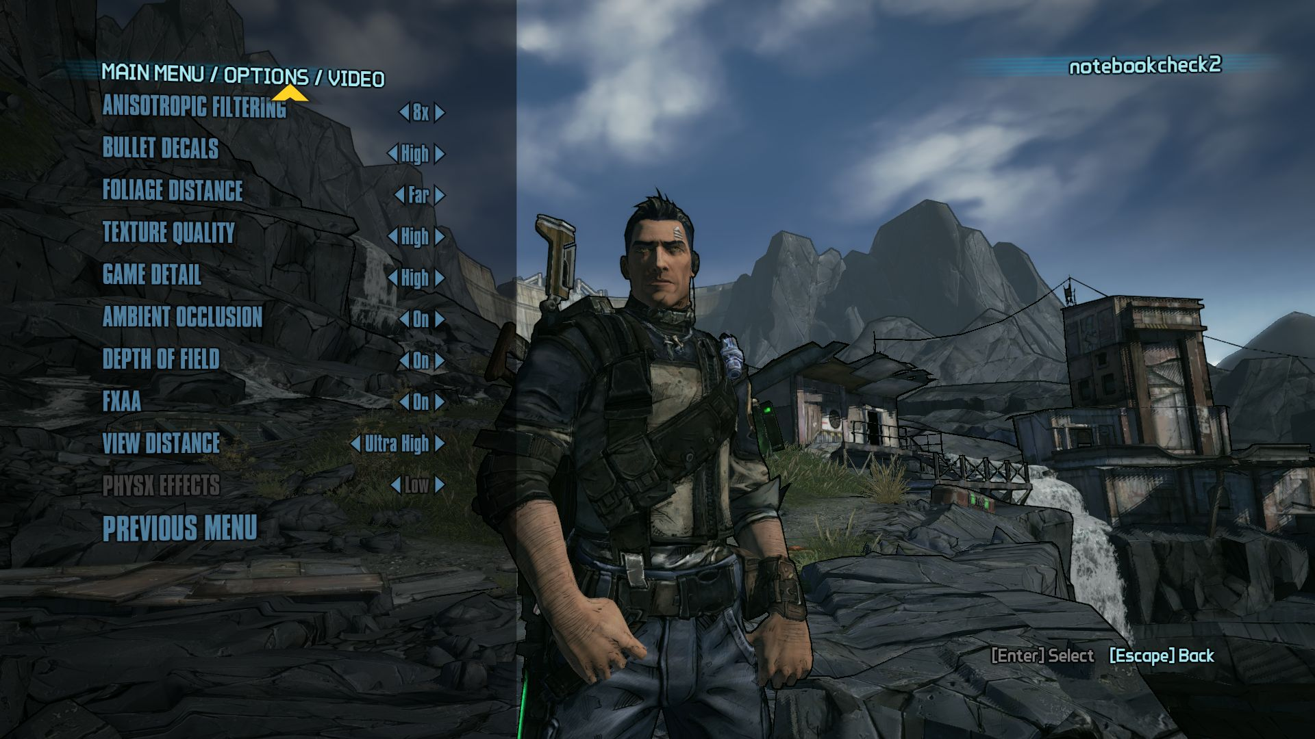 Smart Cover Reviews >> Borderlands 2 Benchmarked - NotebookCheck.net Reviews