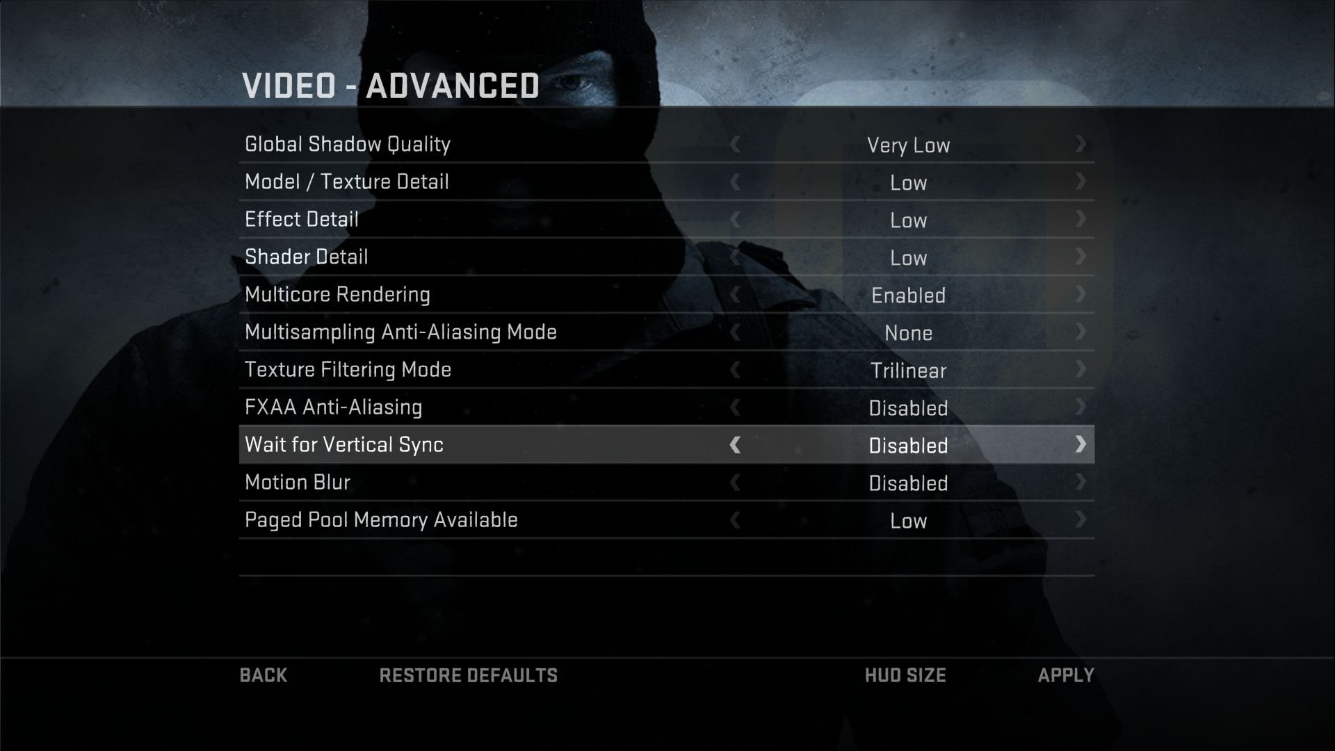 Counter-Strike Global Offensive Benchmarked - NotebookCheck net Reviews