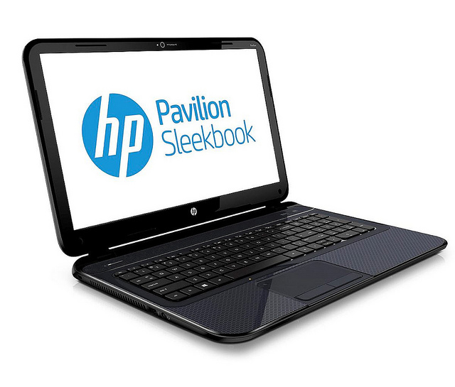 CES 2013 | HP unveils the Pavilion Sleekbook and Pavilion TouchSmart