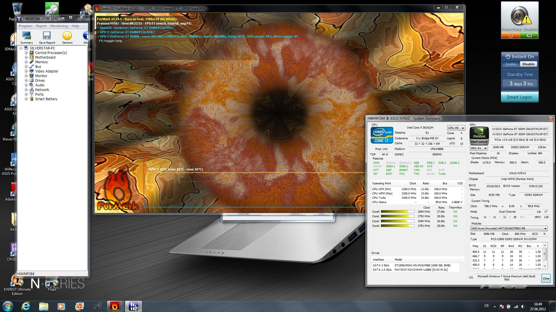 ASUS N76VM REALTEK AUDIO DRIVERS WINDOWS XP