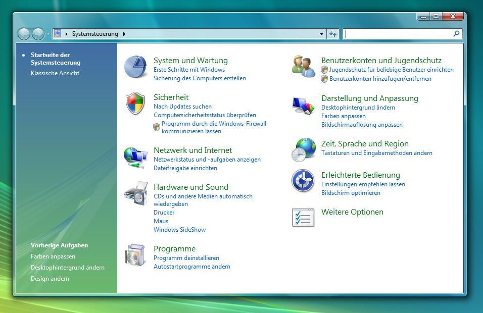 Screenshot Erstellen Mit Windows Vista