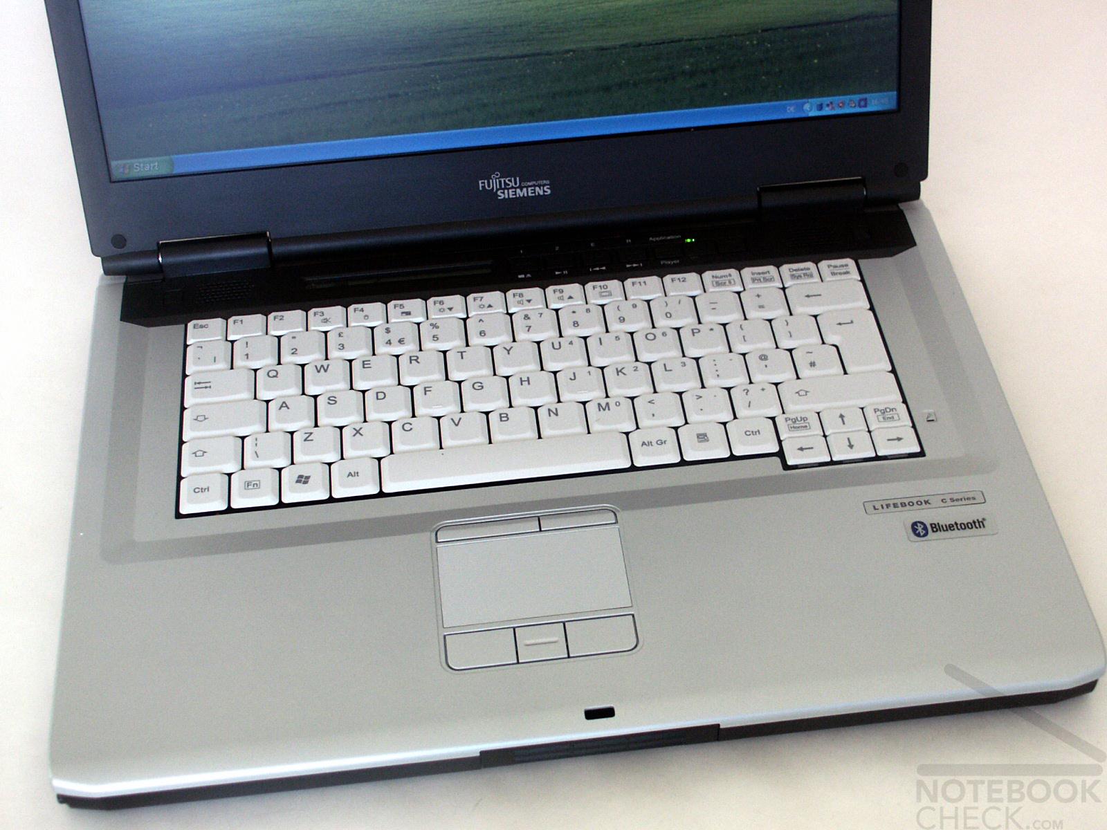 Fujitsu Lifebook C1410 Download Stats