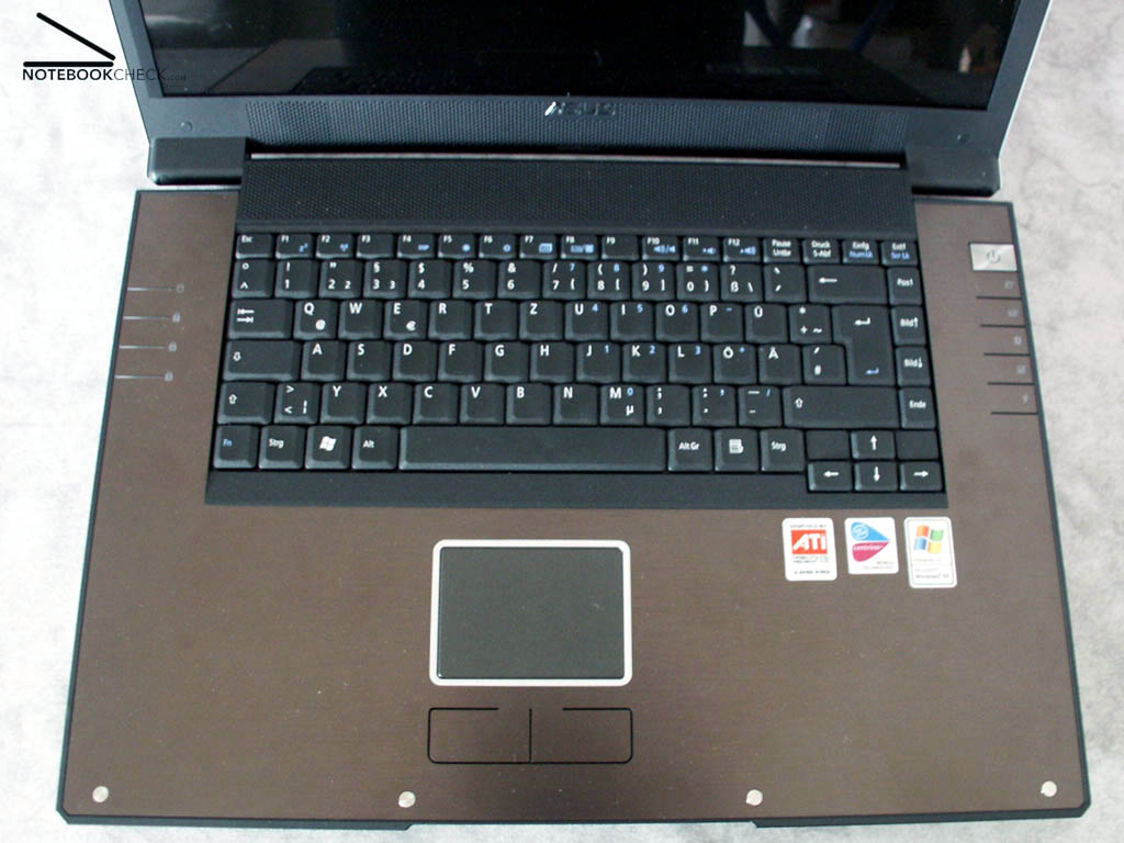 ASUS W2VC NOTEBOOK TREIBER WINDOWS 7