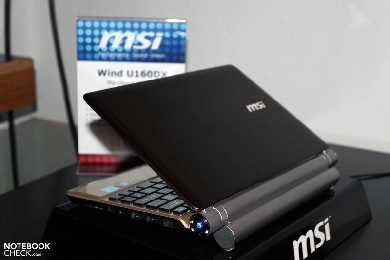 Download Drivers: MSI Wind U160DX System Control Manager