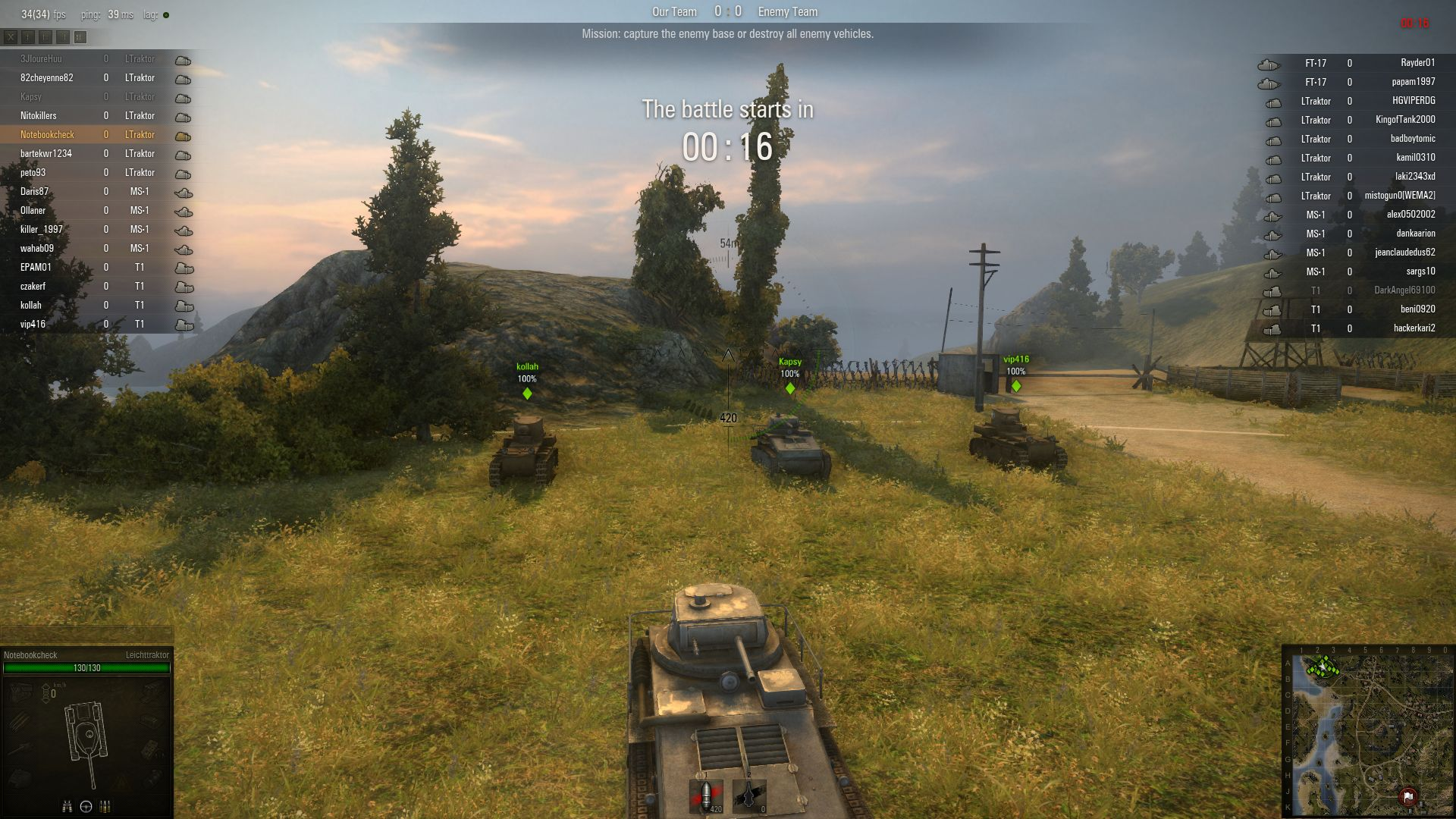 World of Tanks v8 0 Benchmarked - NotebookCheck net Reviews