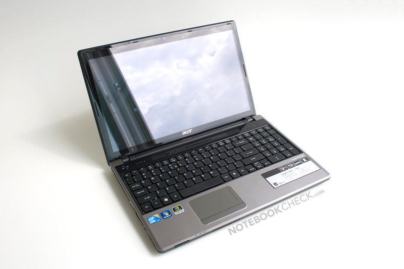 Review Acer Aspire 5745pg Notebook Notebookcheck Net Reviews