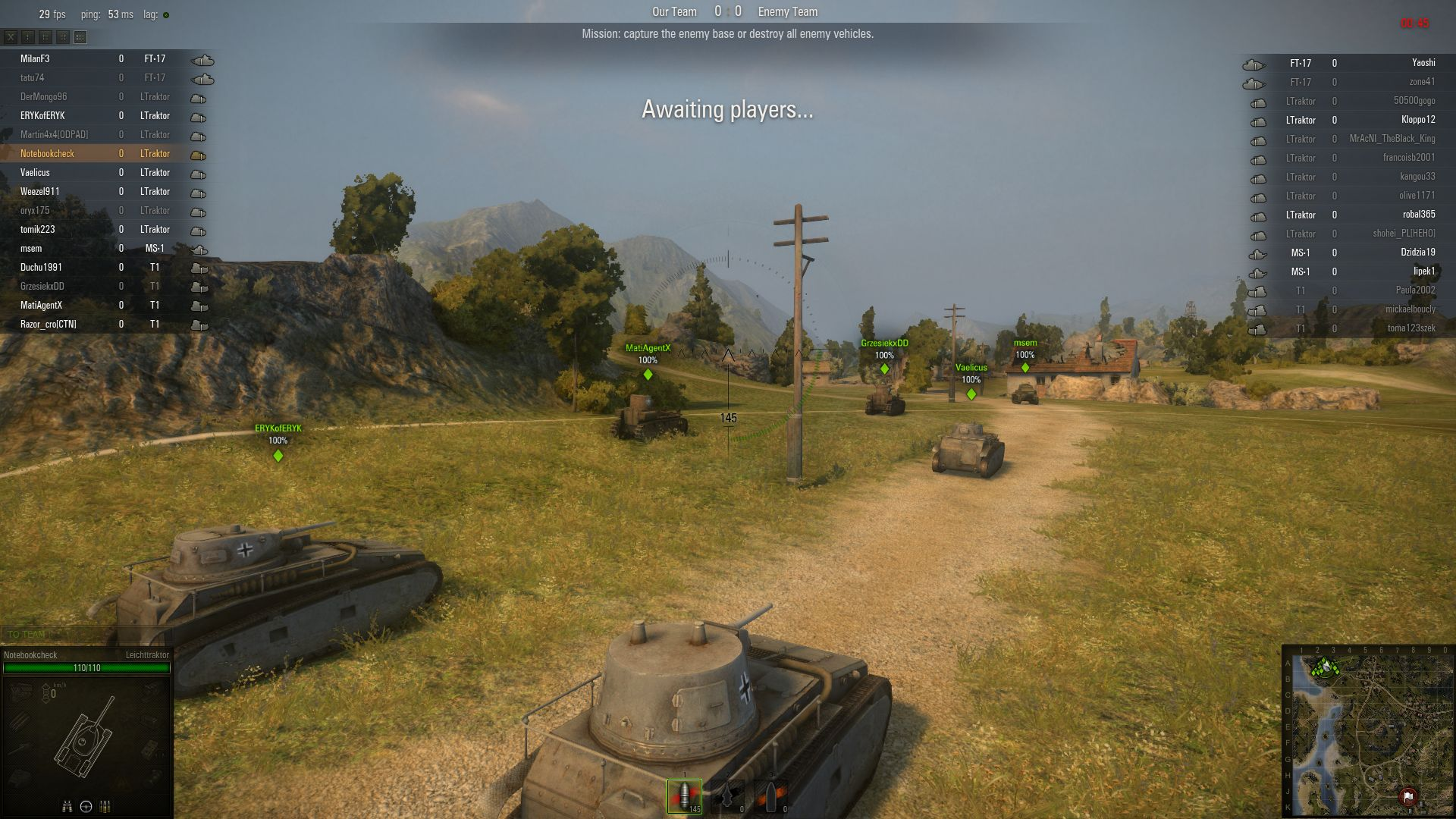 tank games 4 players