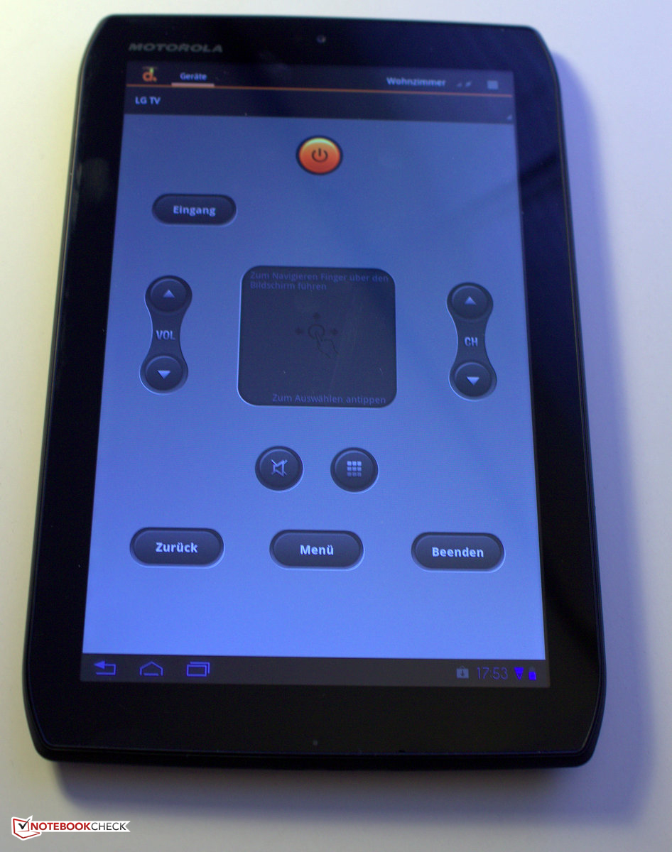review motorola xoom 2 mz607 tablet mid reviews. Black Bedroom Furniture Sets. Home Design Ideas