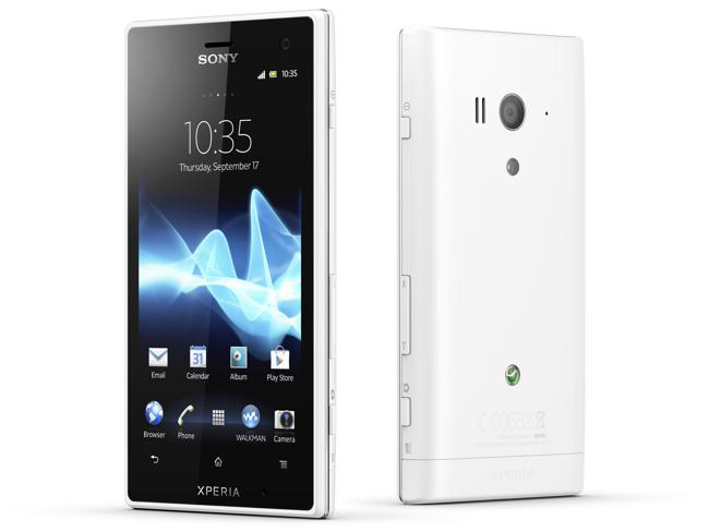 review sony xperia acro s smartphone notebookcheck net reviews rh notebookcheck net