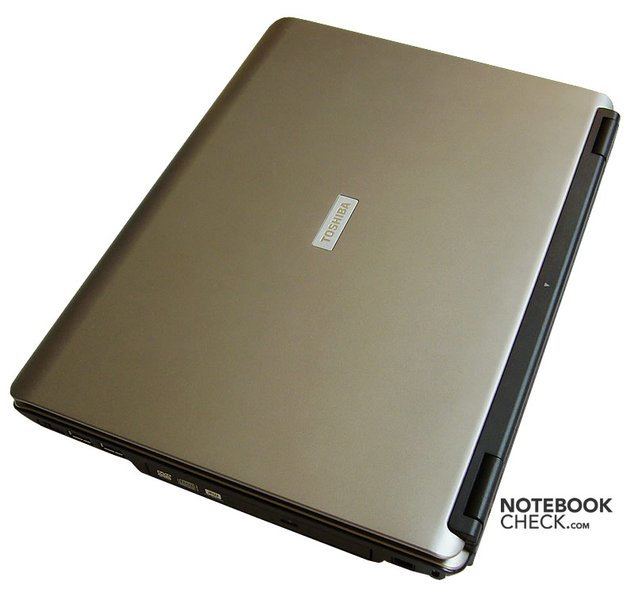 fd1c48935 Review Toshiba Tecra A7 Notebook - NotebookCheck.net Reviews