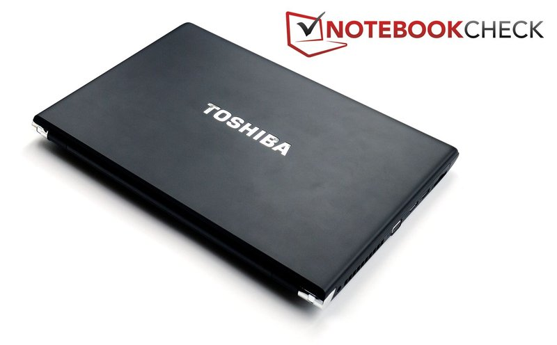 Review Toshiba Satellite R850 127 Notebook