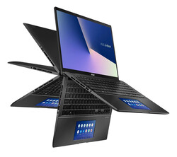 Asus ZenBook Flip 15 UX563FD with good battery life