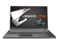 Gigabyte has refreshed the Gigabyte Aorus 17G with new hardware