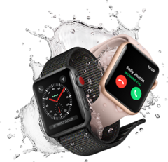 The Apple Watch will have a new look when Series 4 launches later this year. (Source: Apple)