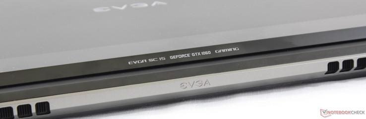 EVGA SC15 (i7-7700HQ, GTX 1060) Laptop Review