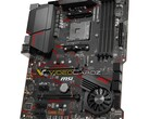 MSI MPG X570 Gaming Plus motherboard (Source: VideoCardz)