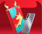 The Xiaomi Mi 10 2021 New Year Edition is expected to sport a Qualcomm Snapdragon 870 processor. (Image source: Xiaomi)