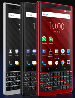There won't be a sequel to the BlackBerry Key2. (Source: BlackBerry)