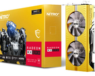 Sapphire has created a gold-colored Nitro+ Radeon RX 590 graphics card. (Source: PCDIGA)