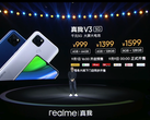 Realme presents the X3. (Source: YouTube)
