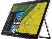 Acer Aspire Switch 3 Pro convertible with Intel Pentium N4200 and Windows 10 Pro