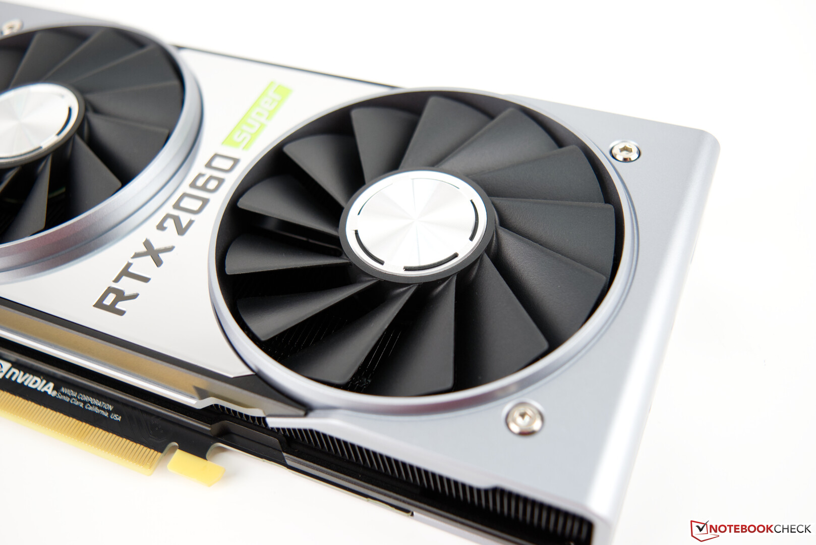 Nvidia GeForce RTX 2060 Super Review: The entry-level GPU