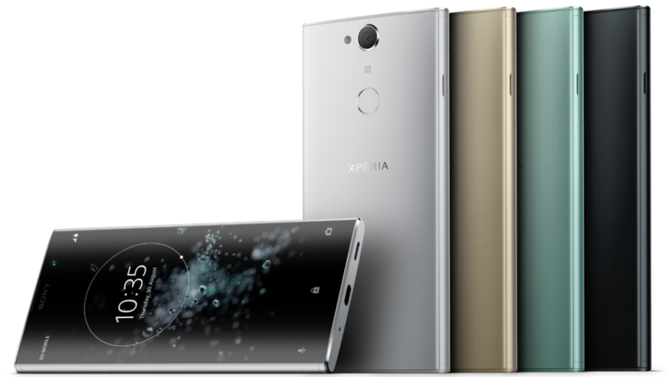 Sony Xperia XA2 Plus Smartphone Review - NotebookCheck net